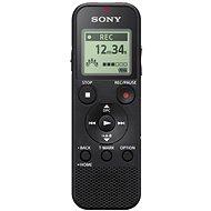 Sony ICD-PX370, schwarz - Digitales Diktiergerät