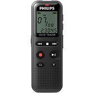 Philips DVT1150 schwarz - Digitales Diktiergerät