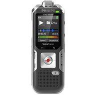Philips DVT6010 schwarz-silber - Digitales Diktiergerät