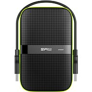 Silicon Power Armor A60 1TB, schwarz - Externe Festplatte