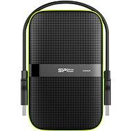 Silicon Power Armor A60 2TB, schwarz - Externe Festplatte