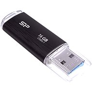 Silicon Power Blaze B02 Schwarz 16 Gigabyte - USB Stick