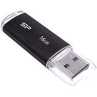 Silicon Power Ultima U02 Black 16GB - USB Stick
