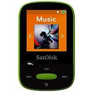 SanDisk Sansa Clip Sports 8 GB Lime - MP3 Player