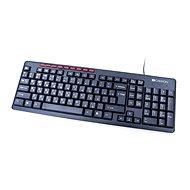 Canyon CKEY2 RU schwarz - Tastatur