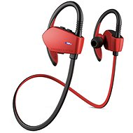 Energy Sistem Earphones Sport 1 BT Rot - Kopfhörer mit Mikrofon