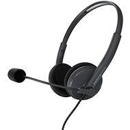 Energy Sistem Headset Office 2 - anthrazit - Kopfhörer
