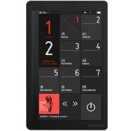 COWON X9 8GB schwarz - MP3 Player