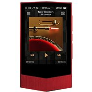COWON Plenue V 64GB rot - FLAC Player