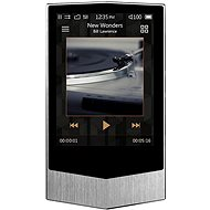 COWON Plenue V 64GB Silber - FLAC Player