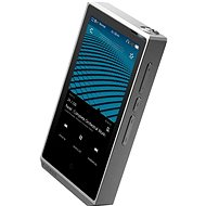 COWON Plenue R + 128 Gigabyte Silber - MP3 Player
