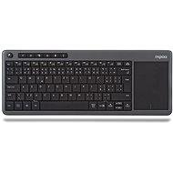 Rapoo K2600, grau CZ - Tastatur