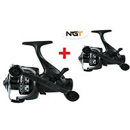 Angelrolle NGT Dynamic Carp 4000 AKTION 1 + 1 - Angelrolle