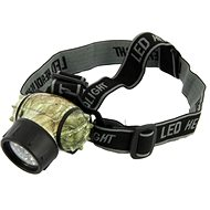NGT 19 Led Headlight Camo - Stirnlampe