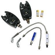NGT Bite Alarm VX2 2ks + Řetízkový swinger 2ks - Melder