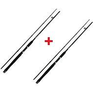 NGT Carp Stalker Rod 8ft 2,4m 2lb AKCE 1+1 ZDARMA - Angelrute