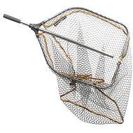 Savage Gear Podběrák Pro Folding Rubber Large Mesh Landing Net L - Kescher