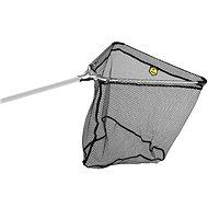 Delphin Podběrák kovový střed, pogumovaná síťka 2,5m 70x70cm - Kescher