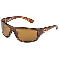 Mustad HP Polarized Sunglasses Tortoise Frame + Amber Lens - Brillen