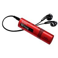 MP3 Player Sony WALKMAN NWZ-B183FR rot - MP3 přehrávač