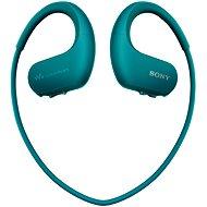 MP3 Player Sony WALKMAN NWW-S413L blau - MP3 přehrávač
