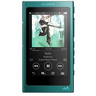 Sony Hi-Res WALKMAN NW-A35 Blau - MP3 Player