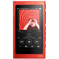 Sony Hi-Res WALKMAN NW-A35 Rot - MP3 Player