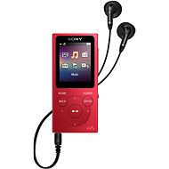 MP4 Player Sony NW-E394L - rot