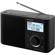 Sony XDR-S61D schwarz - Radio