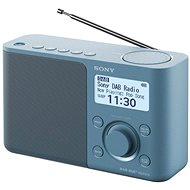 Sony XDR-S61D - Blau - Radio