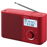 Sony XDR-S61D rot - Radio
