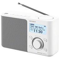 Sony XDR-S61D weiß - Radio
