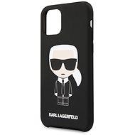 Karl Lagerfeld Iconic für iPhone 11 Black - Handyhülle