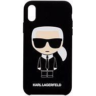 Karl Lagerfeld Full Body für iPhone 7/8 Black