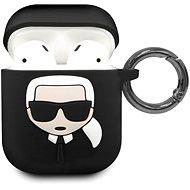 Karl Lagerfeld Silikonhülle für Airpod Black - Hülle