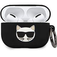 Karl Lagerfeld Choupette Case für Airpods Pro Black - Kopfhörerhülle