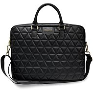 """Guess Quilted für Notebook 15"""" Black - Laptophülle"""