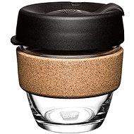 KeepCup Brew Cork Black 227 ml S - Thermotasse