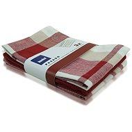 Kela Küchentuch 3 Stück PASADO rot KL-15963 - Küchenrolle