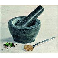 Kesper Mörser mit Stössel aus Granit 16 x 8,5 cm