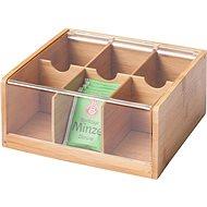 Kesper Teebeutel-Box / Teebox mit Deckel - Aufbewahrungsbox