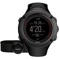 SUUNTO AMBIT3 RUN BLACK (HR) - Sportuhr
