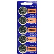 SONY CR2032 (5 Stück) - Knopfbatterie