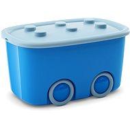 KIS Funny Box L blau 46l - Aufbewahrungsbox
