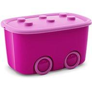 KIS Funny Box L lila 46l - Aufbewahrungsbox