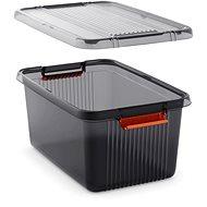 KIS K Latch Box L - grau 43l - Aufbewahrungsbox