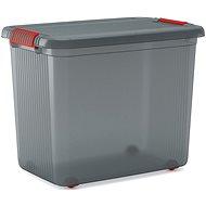 KIS K Latch Box XXL - grau 69l - Aufbewahrungsbox