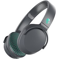 Skullcandy Riff Wireless On-Ear Dunkelgrau - Kabellose Kopfhörer
