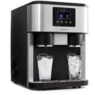 Klarstein Eiszeit Crush Silver - Ice-Maker
