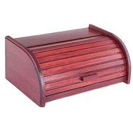 KOLIMAX Brotbox 42 cm, Buche, Farbe: Kirsche - Brotkasten